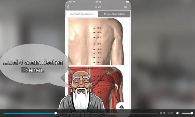 Shen-Akupunktur App – Überblick